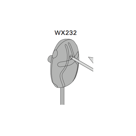 Čidlo Harvia WX232
