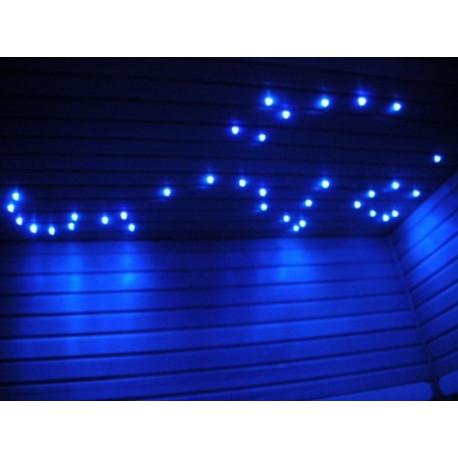 Hvězdné nebe osvětlení do sauny