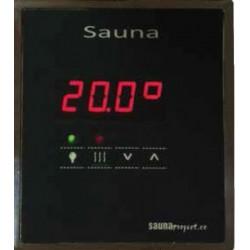 Saunový regulátor