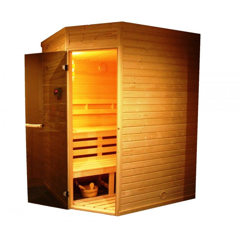 Ampere finská domácí sauna 150x150