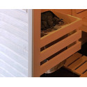 Kryt topidla do sauny Saunaprojekt