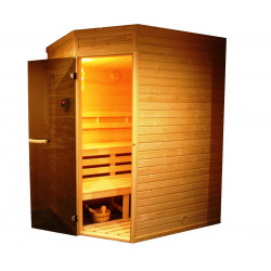 Ampere sauna 180x150