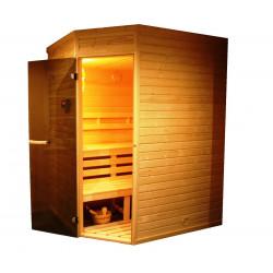 Ampere fínska sauna 180x150