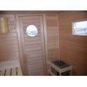 Venkovní sauna Ampere 250x200