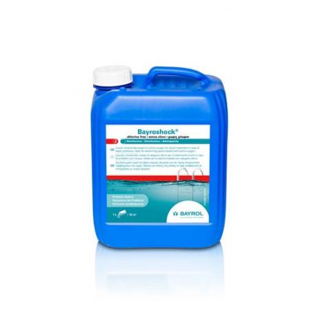 Bazénová chémia BayroShock - 5 l BAYROL baryosoft