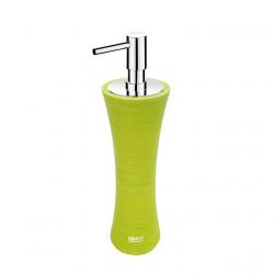 Dávkovač tekutého mýdla žluto-zelená