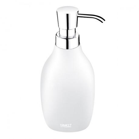 Dávkovač na tekuté mýdlo biela