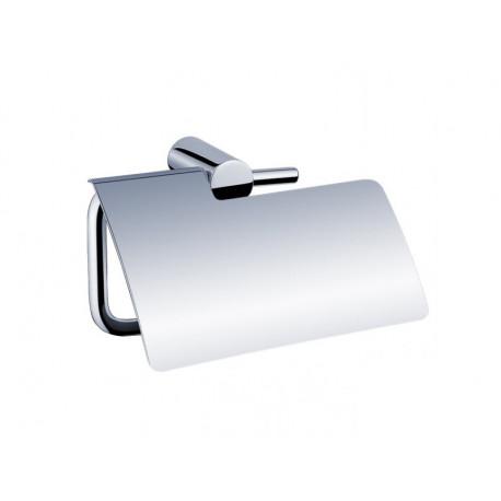 Držiak na toaletný papier s krytom