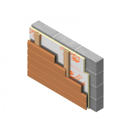 Izolace do sauny SaunaSatu, 30mm