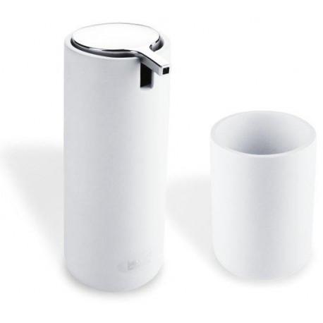 Dávkovač na tekuté mýdlo s pohárkem OM 1605831-05