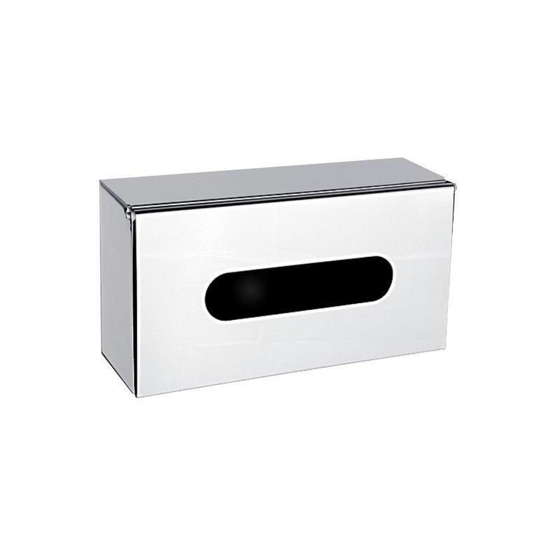 Zásobník papírových kapesníčků-NEREZ-LESK UN 9010N-18