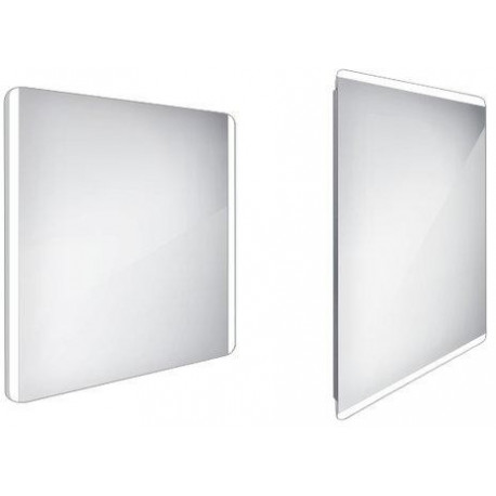 LED zrkadlo 800x700 ZP 17003