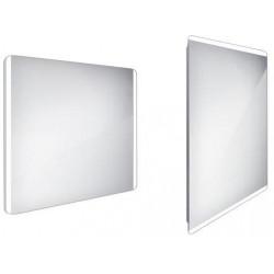 LED zrkadlo 900x700 ZP 17019