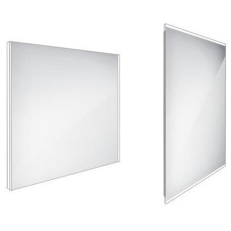 LED zrcadlo 800x700 ZP 9003