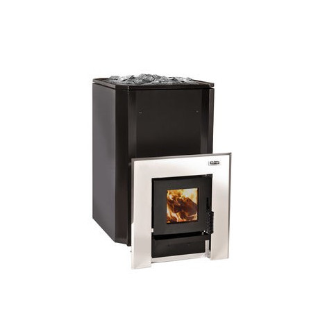 Narvi Aito 20 ST Boiler left saunová kamna na dřevo