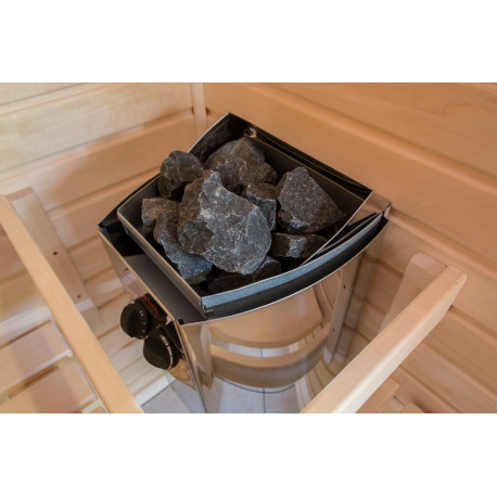 Vega compact BC35 s regulací saunová kamna elektrická