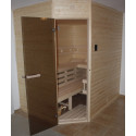 Ampere fínska domáca sauna 150x150
