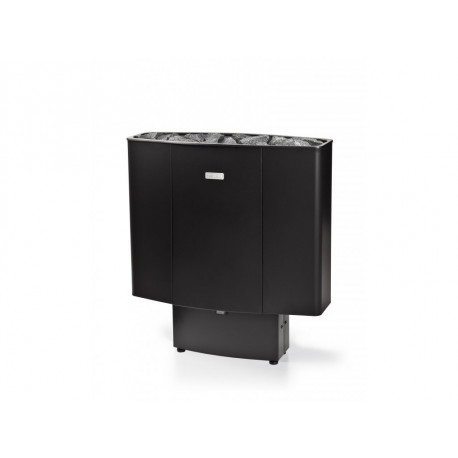 Narvi Slim 6,0 kW Black