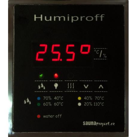 Regulace humiproff combi chrom pro zapuštění