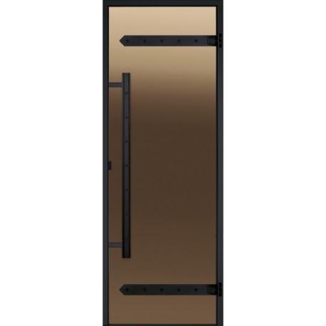 Dveře do sauny harvia legend bronz
