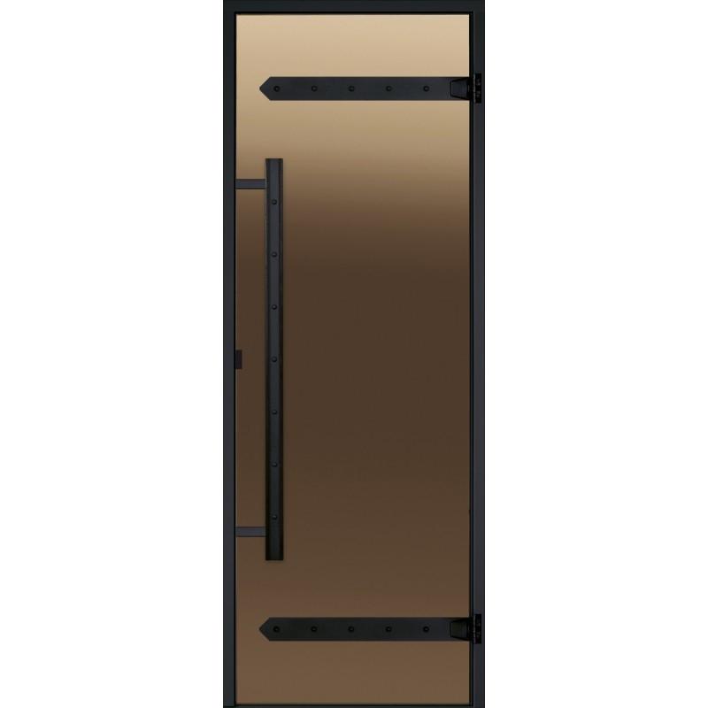 Dveře Harvia legend bronz do sauny saunové dveře