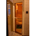 Dveře do sauny