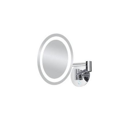 Kozmetické podsvietené LED zrkadlo ZK 20165-26