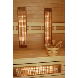 Infrazářič do sauny Vitae 500W