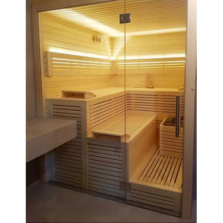 Cuvier lux sauna 240x220