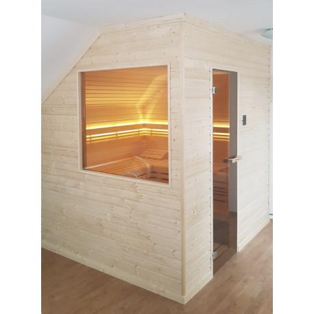 Ampere domáca sauna 220x180