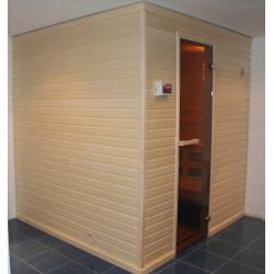 Ampere sauna 210x160