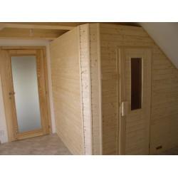 Ampere sauna 220x180