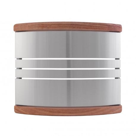 Světlo do sauny harvia nerez