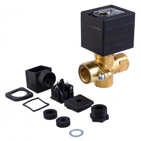 Automatický vypouštěcí ventil HARVIA pro generátory páry