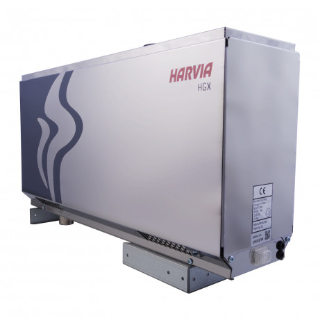 Parní generátor vyvíječ páry pro parní sauny hgx90 harvia helix