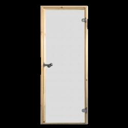 Saunové dveře Harvia čiré