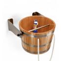 Polievacie vedro do sauny