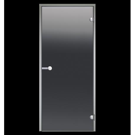 Dveře do parní sauny Harvia celoskleněné čiré