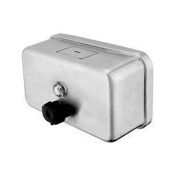 Zásobník na tekuté mýdlo-broušená nerez HPM 8131-H-10