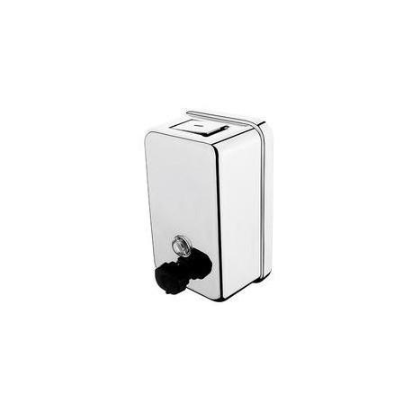 Zásobník na tekuté mýdlo-leštěná nerez HP 8131-18