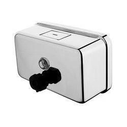 Zásobník na tekuté mýdlo-leštěná nerez HP 8131-H-18