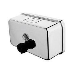 Zásobník na tekuté mydlo-leštená nerez HP 8131-H-18