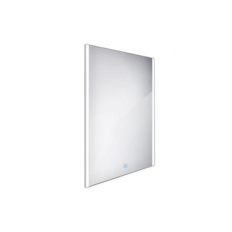 LED zrcadlo 600x800 s dotykovým senzorem ZP 11002V