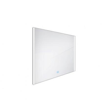 LED zrcadlo 800x700 s dotykovým senzorem ZP 11003V