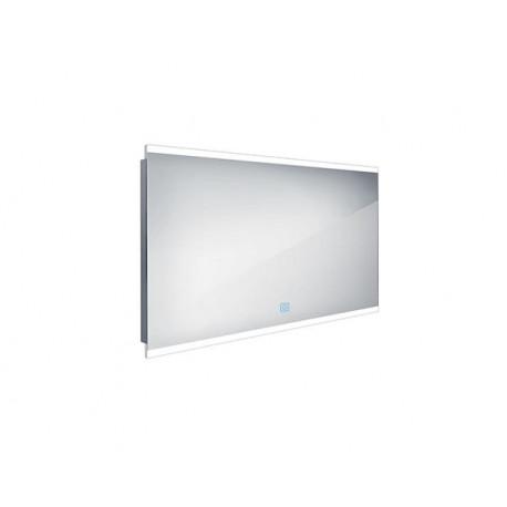 LED zrcadlo 1200x700 s dotykovým senzorem ZP 12006V