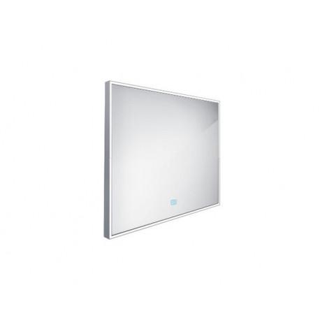 LED zrcadlo 800x700 s dotykovým senzorem ZP 13003V