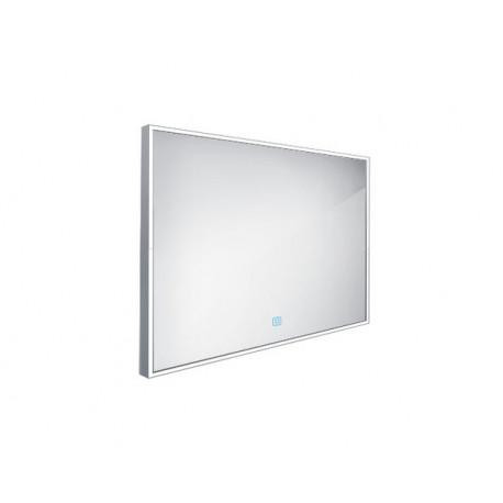 LED zrcadlo 1000x700 s dotykovým senzorem ZP 13004V
