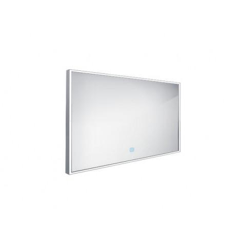 LED zrcadlo 1200x700 s dotykovým senzorem ZP 13006V
