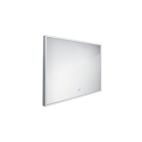LED zrcadlo 900x700 s dotykovým senzorem ZP 13019V