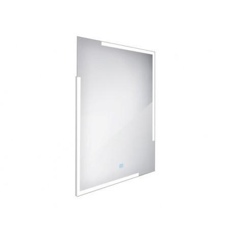 LED zrcadlo 600x800 s dotykovým senzorem ZP 14002V